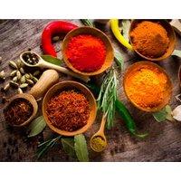 • Zubereitung und Kochen eines individuell gestalteten indischen 4/5-Gänge-Menüs • Bereitstellung der Küche