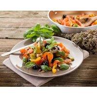 • Kochen eines veganen Menüs unter professioneller Anleitung • Infos
